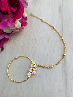 Nose Ring Stud, Nose Rings, Hair Designs, Metal, Bracelets, Gold, Jewelry, Bangle Bracelets, Jewellery Making