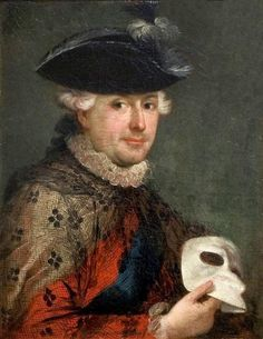 18th century mask - Google Search