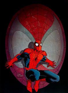 Spider-Man by John Romita Jr. and John Romita Sr.