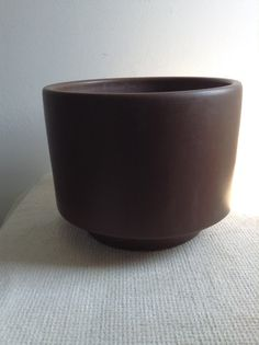Vintage Gainey Planter architectural by TheGrooveVintage on Etsy