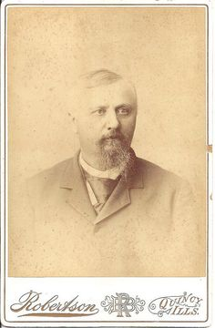 Cabinet Card By Robertson, Quincy, Illinois | Flickr - Photo Sharing!