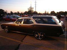 1967 Custom Buick Sports Wagon