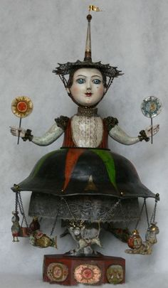 Gulya Alekseeva - Ana e os Bonecos