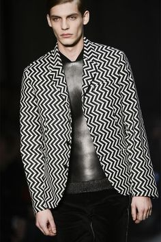 Neil Barrett Fall/Winter Men's Collection 2013