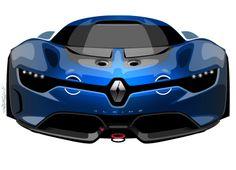 Renault Alpine A110-50 - Autoblog Japan