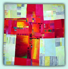 Melody Johnson: Art Quilts - Galleries - Matchsticks and Cruciform Series - lots of quilts!!