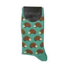 Hedgehog Ankle Socks - Socks - Hosiery - Topshop
