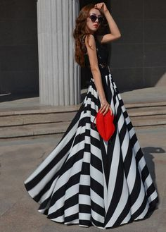 2015 Fashion Women Stripe Patchwork Lace ChiffonDresses Elegant Off-shoulder Long Party High Quality Sexy Female Clothing x377