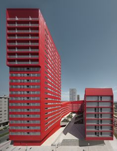 Gallery of 242 Social Housing Units in Salburúa / ACXT - 1