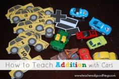 How to Teach Addition with Cars www.teachersofgoodthings.com.jpg
