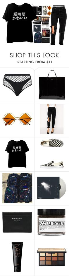 """""""Fifteen; Taylor Swift"""" by kittensnamedmittenandsocks ❤ liked on Polyvore featuring Jura, Agent Provocateur, Balenciaga, Retrò, ASOS, Vans, Acne Studios, Fig+Yarrow and NARS Cosmetics"""