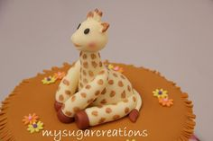Sophie The Giraffe is a very popular teething toy