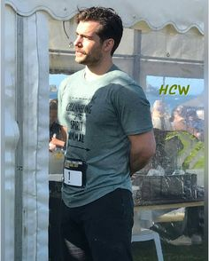"""1,317 Likes, 12 Comments - Henry Cavill World (@henrycavillworld) on Instagram: """"First look at Henry attending the #DurrellChallenge in Jersey today !! Ty to one of our admins…"""""""