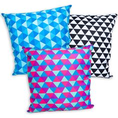Geometric Design Pillows Room Five Below