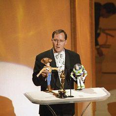 John Lasseter, Chief Creative Officer for Disney and Pixar.