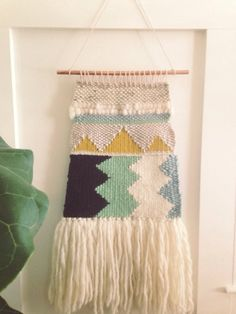 Buy or DIY: 10 Wonderful Wall Hangings | Apartment Therapy