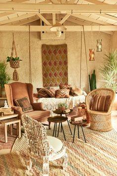 Amazing  Bohemian-Flavored Interiors 2