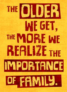Importance of Family Funny Birthday Card Family is Important | funny, nursing, home, aging, friends, father, dad, mom, mother, brother, sister, son, daughter, cousin, aunt, uncle, grandpa, grandfather, grandma, grandmother, lettering, aunt, uncle, nephew, niece, in-law, grandson, hunband, wife, guardian, granddaughter, relation, family, extended, popular, caretaker They pick out your nursing home. Happy Birthday