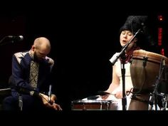 ▶ DakhaBrakha live at The John F. Kennedy Center for the Performing Arts - YouTube