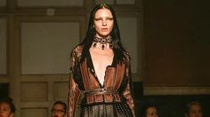 Givenchy | Spring Summer 2015 Full Fashion Show | Exclusive - YouTube