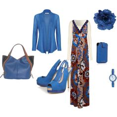 Maxi Blue, created by heather-581