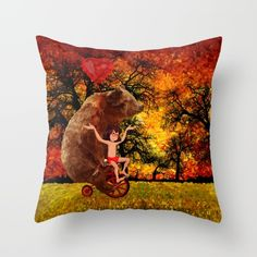 the Jungle bear Book iPhone 4 4s 5 5c 6, pillow case, mugs and tshirt #Pillow #PillowCase #PillowCover #CostumPillow #Cushion #CushionCase #PersonalizedPillow #Mowgli #Baloo #Bagheera #FatherWolf #Akela #junglebook