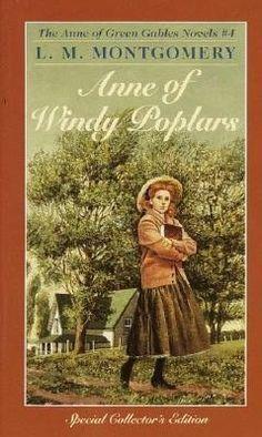 Anne of Windy Poplars (Anne of Green Gables Series #4)