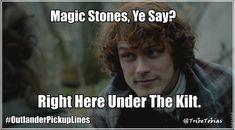 "Gefällt 143 Mal, 5 Kommentare - Outlander Not Official (@outlandernotofficial) auf Instagram: ""Oh, the Magic Stones . #Outlander #OutlanderAddicted #JamieFraser #ClaireFraser"""