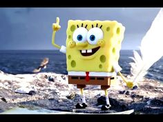The Spongebob Squarepants Movie: Sponge Out Of Water Trailer (2015) Anto...