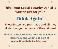 Disability Benefits How Social Security Decides If You Deserve