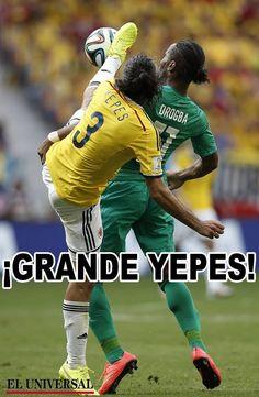 Seleccion Colombia mundial Brasil 2014