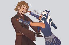 Clone wars was such a huge part of my life because it gave me an escape when I needed it most. Share your ocs and headcanons and we can scream together! Star Wars Girls, Star Wars Baby, Star Wars Rebels, Star Wars Clone Wars, Star Trek, Conan, Star Wars Books, Star Wars Images, Ahsoka Tano