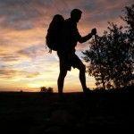 Camino de Santiago, todas las etapas y albergues | EROSKI CONSUMER The Camino, Guide Book, Spanish, Silhouette, Camino De Santiago, Paths, Viajes, Spain, Silhouettes
