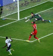 Brasil 2014 Suiza 2-5 Francia - Historia del Futbol