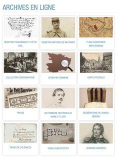 Archives en ligne : Quels sont les points à améliorer ? ~ La Gazette des Ancêtres