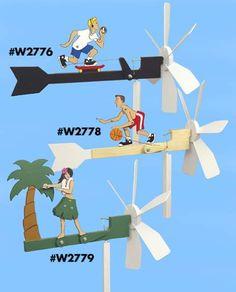 Animated Whirligig Plans