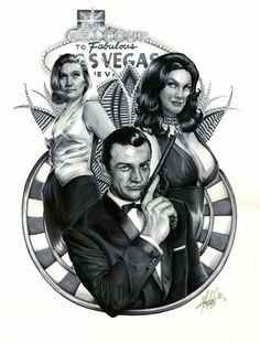 Bond... James Bond by Marker-Mistress