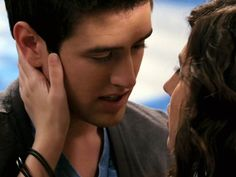 """Logan and Camille on """"Big Time Rush"""". Ship it like FedEx"""