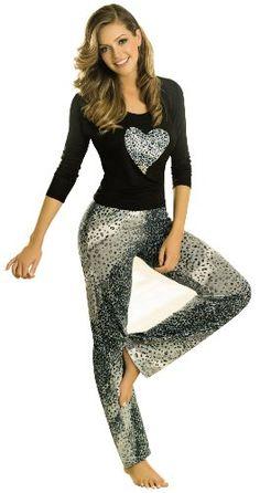 Adriana Arango 2 Piece Women's Long Sleeve Pajama « Clothing Impulse