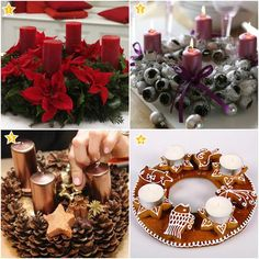 Tomorrow begins with Advent, how to make a Christmas wreath?