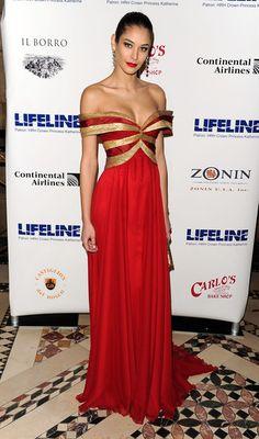Dayana Mendoza Former Miss Universe 2008 Dayana Mendoza attends the 2010 Princes…