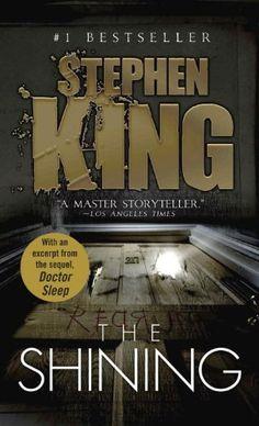 Stephen King, The Shining | Wenn man nur einen einzigen Horror-Roman in seinem Leben lesen möchte, sollte es dieser sein. www.redaktionsbuero-niemuth.de