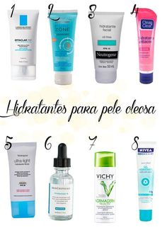 Cuidados Para Pele Antes de Dormir Mixed and oily skin should be preferred for oil-free, fluid, serum or gel lotions. Beauty Care, Beauty Skin, Beauty Hacks, Beauty Tips, Diy Beauty, Beauty Products, Face Beauty, Beauty Ideas, Makeup Products