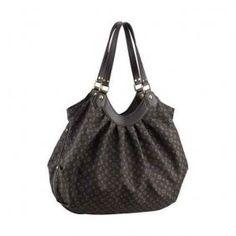 Louis Vuitton Monogram Idylle Fantaisie Fusain M40408 #bags #fashion