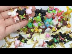 Shop Update #4: Caped Stitch Bunnys and Sleeping Turtles - YouTube