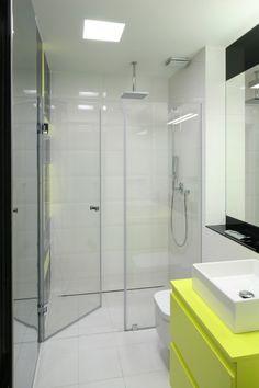 Mała łazienka? Prysznic zaplanuj we wnęce. Pomysły architektów  - zdjęcie numer 7