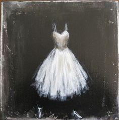 The Dress - Original Painting