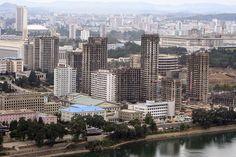 North Korea by Retlaw Snellac