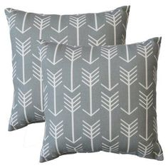 Premiere Home Arrow Decorative Throw Pillow - 738076805624