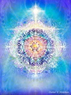 daniel b holeman art | AwakenVisions – Daniel B. Holeman | Love And Light Portal